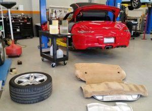 Porsche Repair Near Me