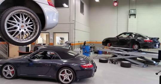 Top Porsche Mechanics