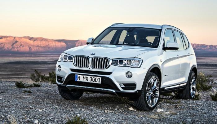 BMW X3 oil Change