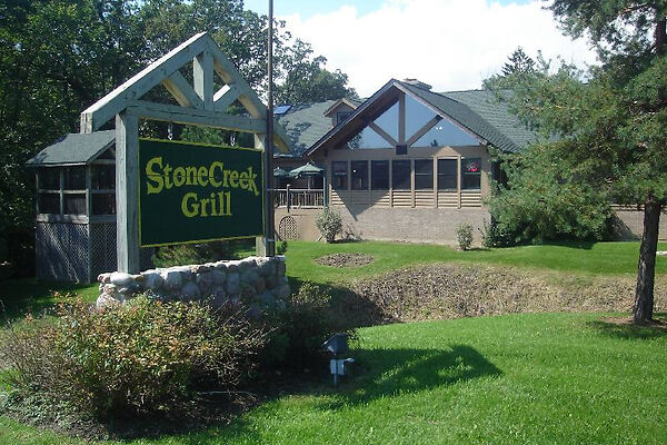 Stone Creek Grill Day Trip
