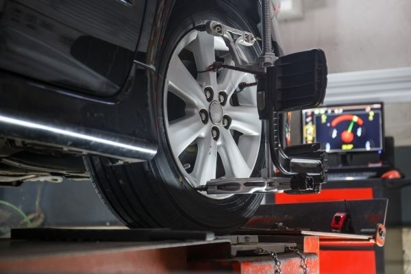 Our service center can provide top alignment services for any BMW model