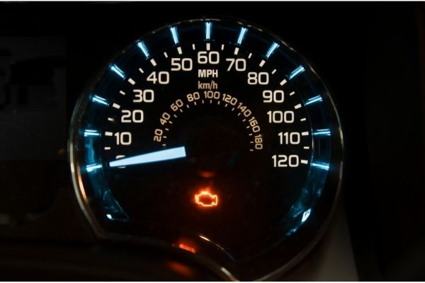 Land Rover issues that we find when diagnosing check engine lights are not quite this serious